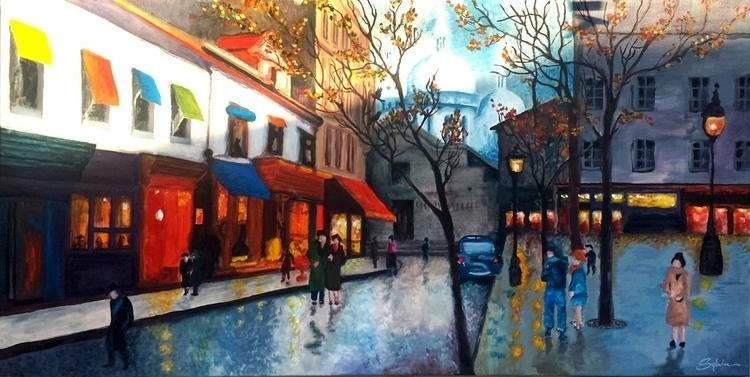 Montmartre Paris - sylvia-3275 | ello