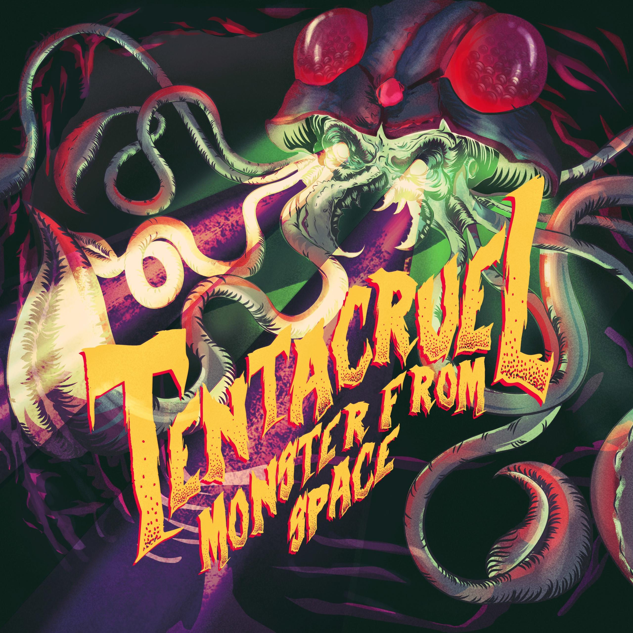 fan art tentacruel - pokémon - dirago | ello