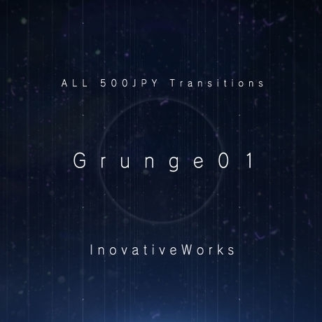 4K Transition Grunge01 include  - inovativeworks | ello