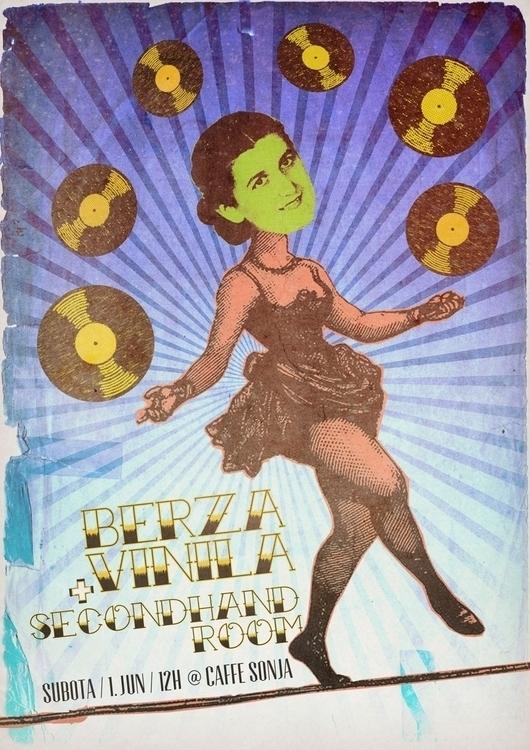 posterdesign, vinyls - simonadolinga | ello