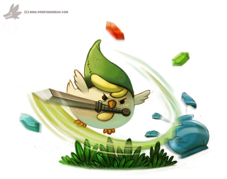 Daily Painting Cucco Link - 930. - piperthibodeau | ello