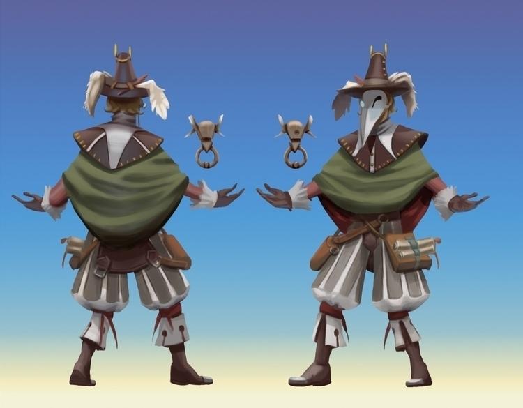 Wizard OrcsOrcsOrcs Queen Games - stephanieboehm | ello