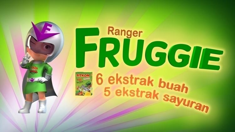 TVC Fitkom - Fruggie Ranger pos - benskywalking | ello