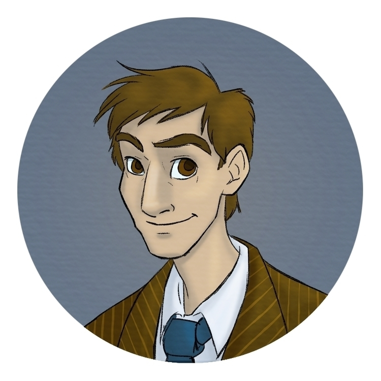 10th Doctor - doctorwho, 10thdoctor - gallagirl | ello