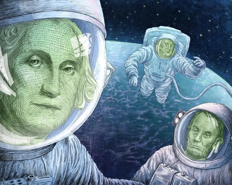 Financial Gravity - editorial, advertising - barrybruner | ello