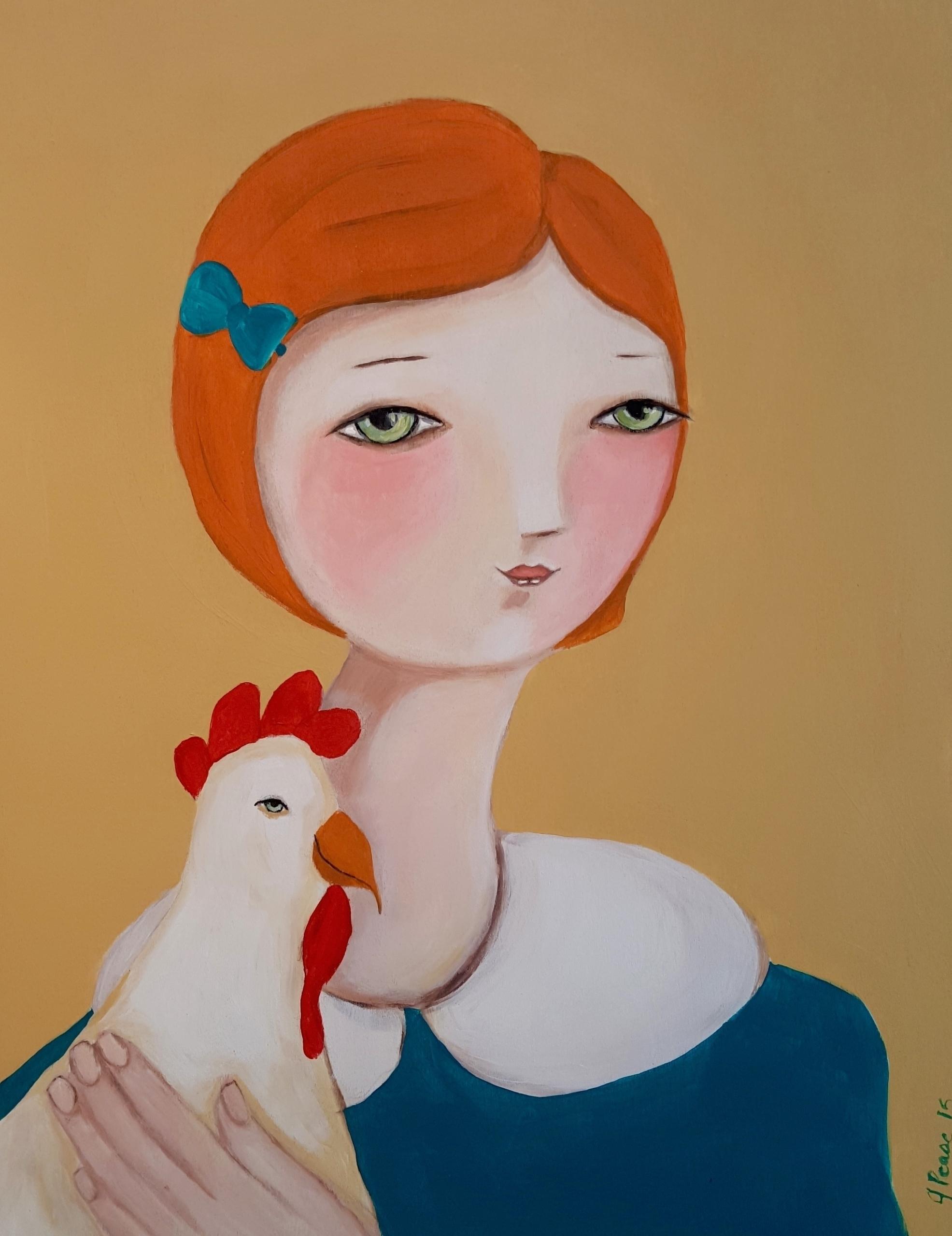 chickengirl - jenniferpease | ello
