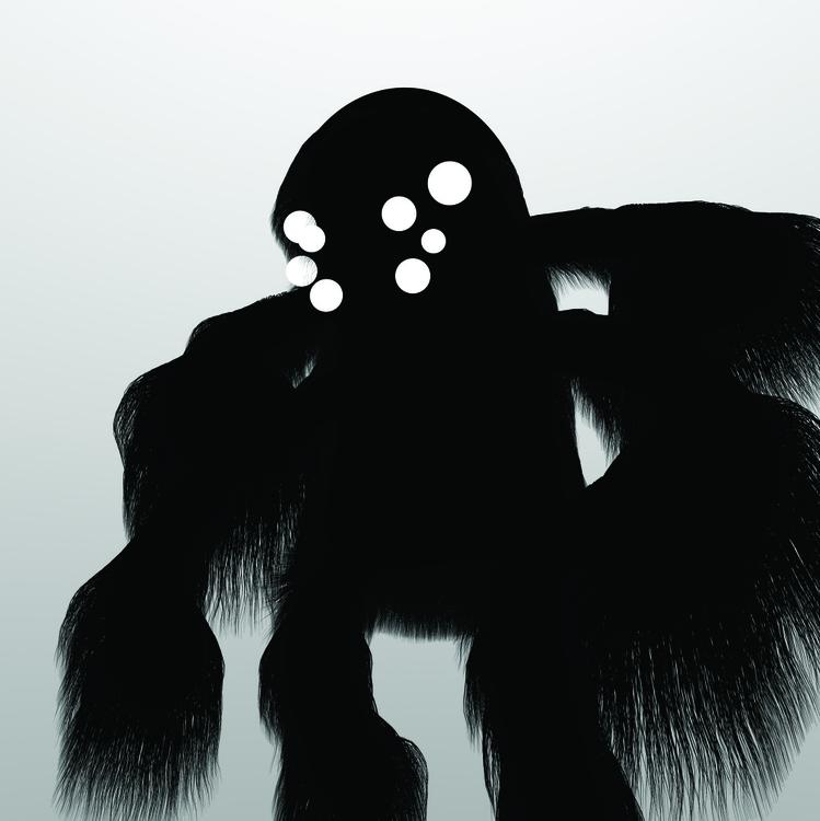 3D Spider silhouette - 3d, 3dart - thomdequin | ello