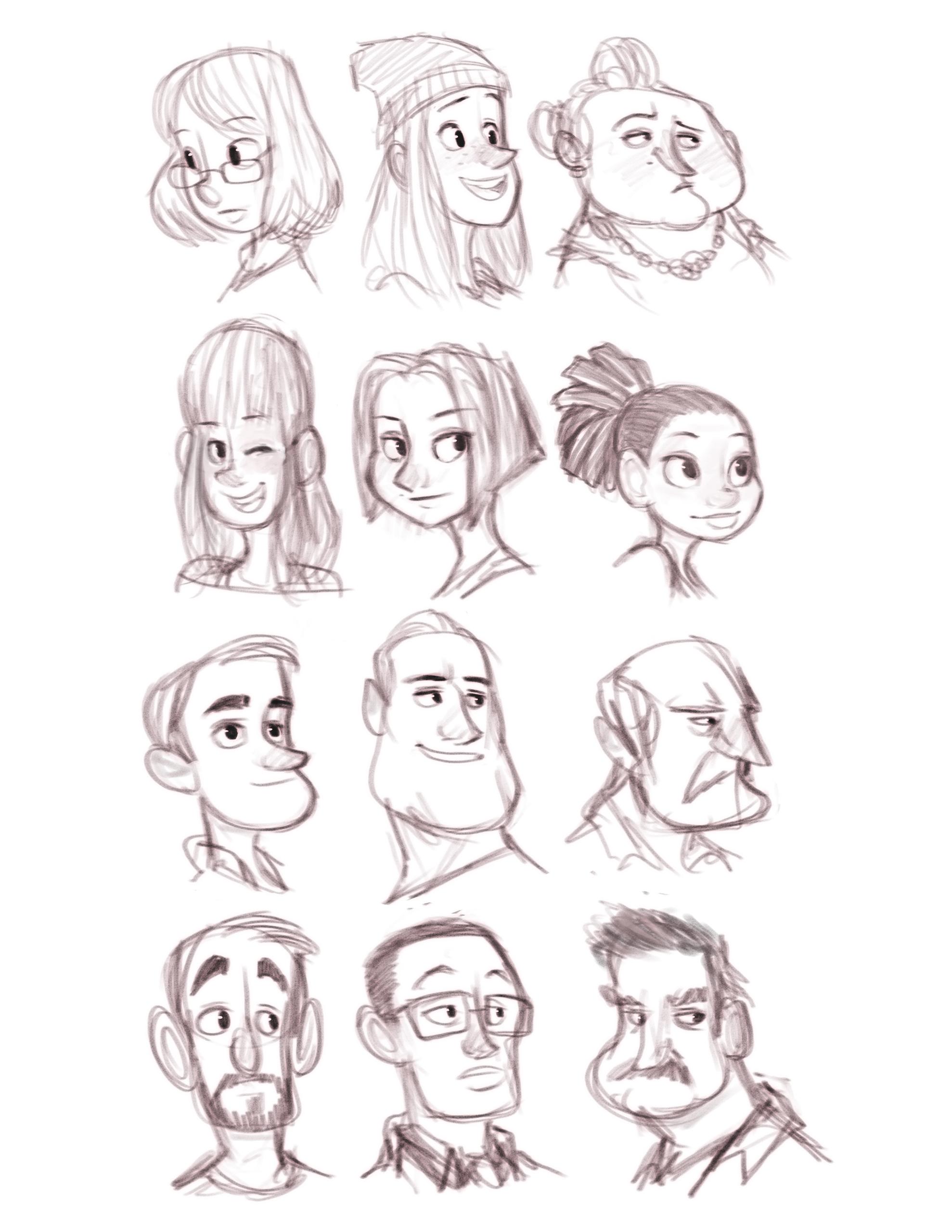 Gotta sketching - luigil-2352   ello