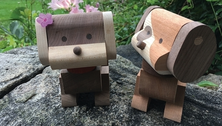 Dogwüd dogs handcrafted natural - haywud | ello