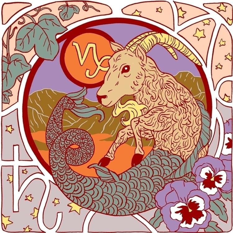 Capricorn - zodiac, astrology, capricorn - juliaminamata | ello