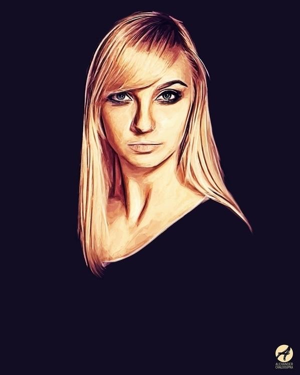 Image beautiful girl Justina - sexygirl - alexanderchalooupka | ello