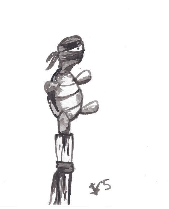 Inktober 2015 - Day 24 - pen, ink - svaeth | ello