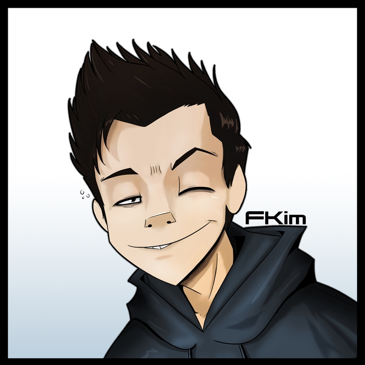 Profile picture Gorillaz Style - fkim90 | ello