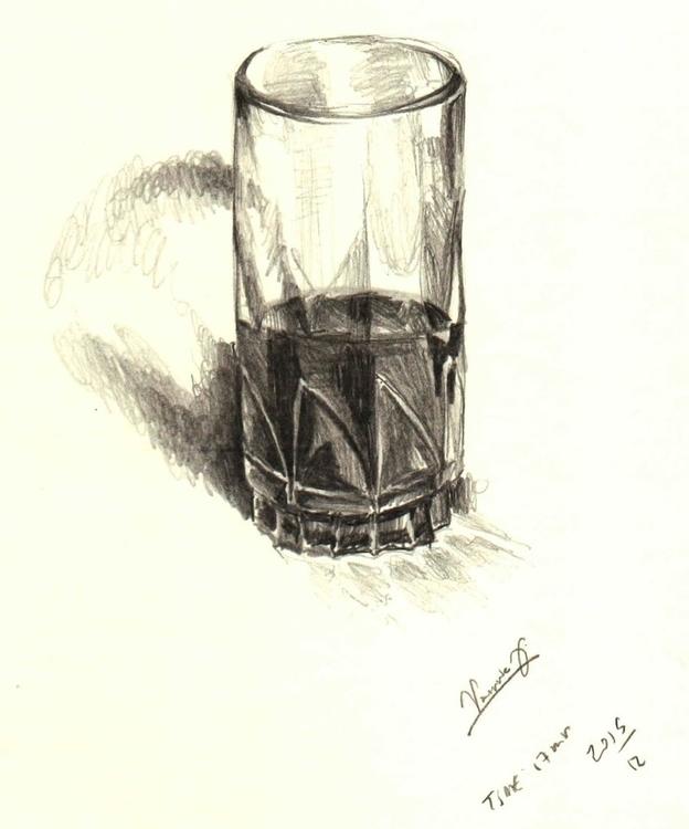 Glass Coffee - glass, realistic - vanniegama | ello