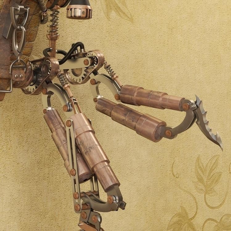 toy design - characterdesign, conceptart - cansah   ello