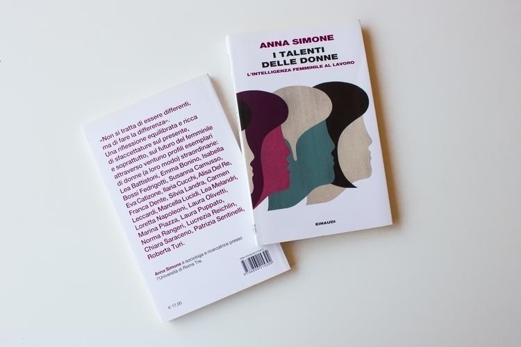 TALENTI DELLE DONNE Book cover  - giuliobonasera-1213 | ello