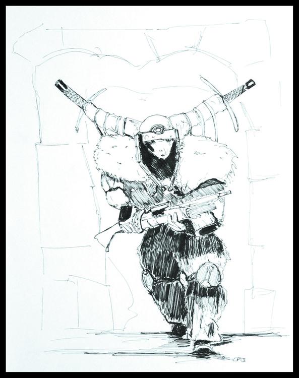 Soldat - chico-5381 | ello