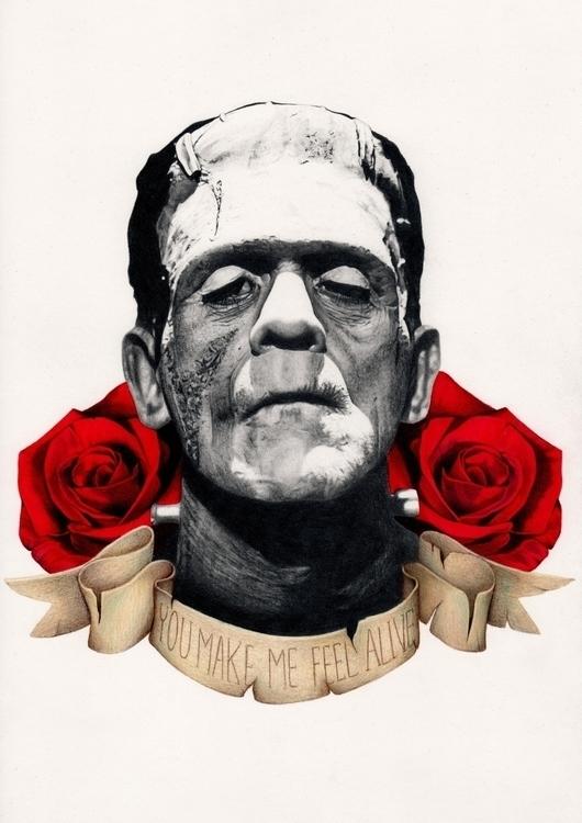 Frankensteins Monster - frankenstein - katmay | ello