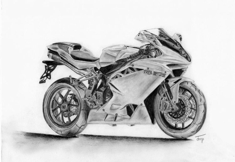 Friends Favourite Ducati - ducati - bigfloppybanana | ello