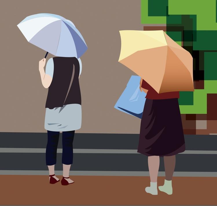 illustration, japanese, painting - grafika-5226 | ello
