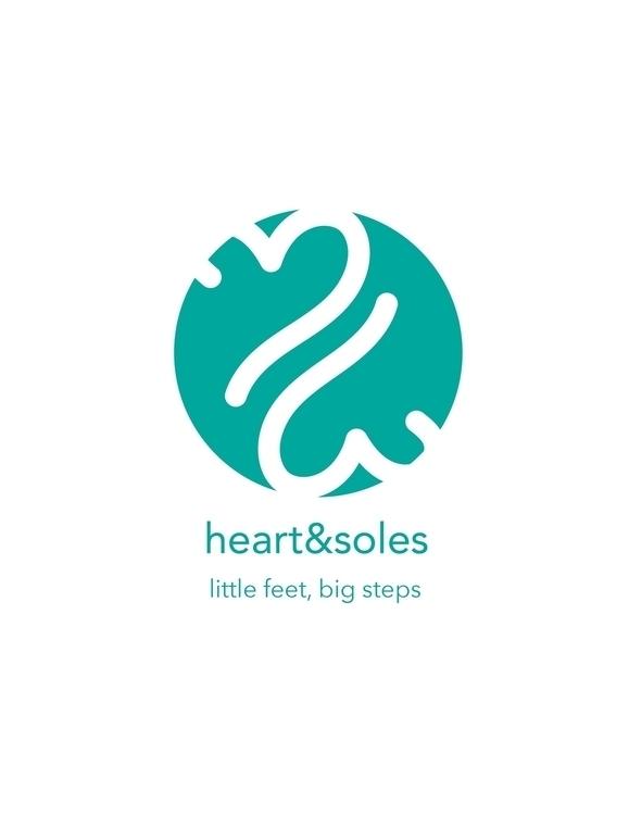 Logo design tagline HeartSoles  - creationsbyus | ello