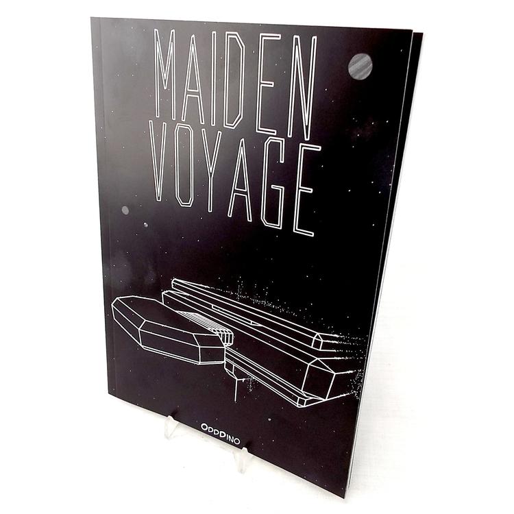 Maiden Voyage, 67 page sci-fi c - odddino | ello
