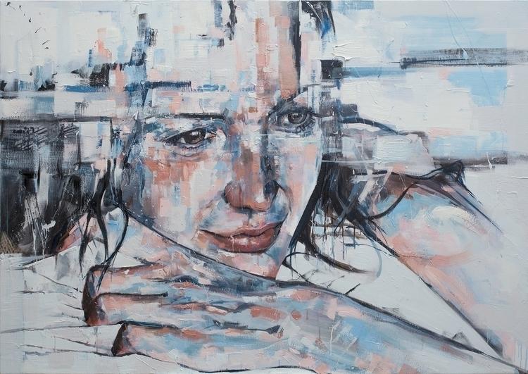 Reflections room white, 2015, 1 - alexandrealonso | ello