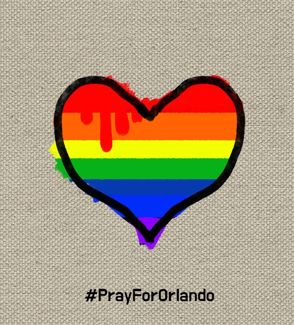 prayfororlando - illustration - soso-6104 | ello