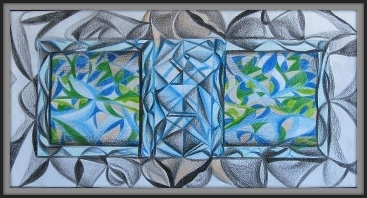 painting, acryliconcanvas, graphic - annafilimonova | ello