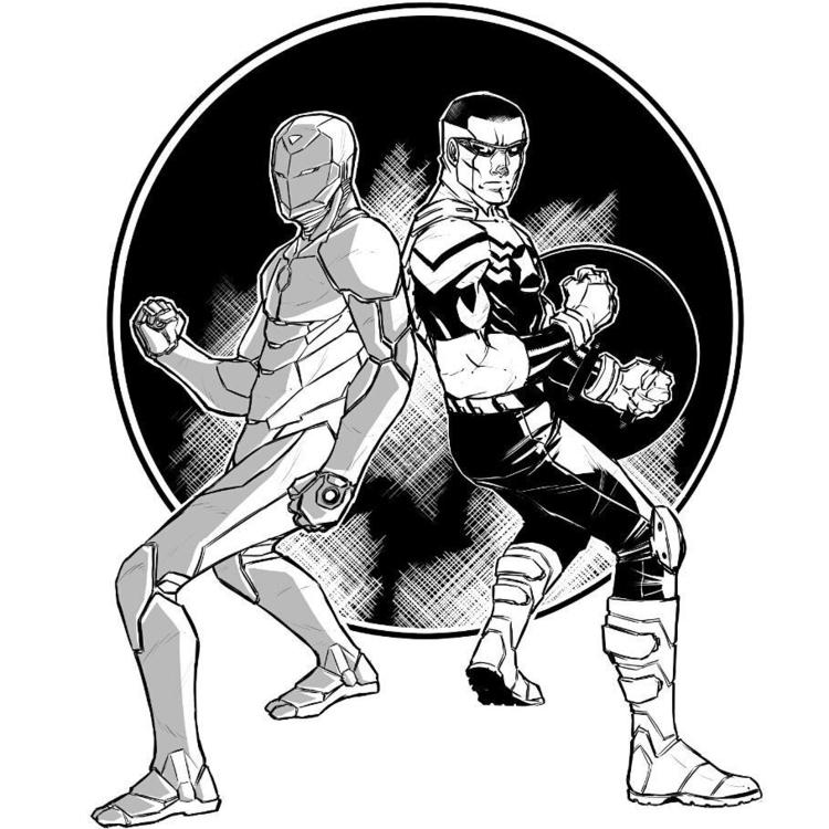 Captain America Iron Man - AllNew - cemiroz | ello