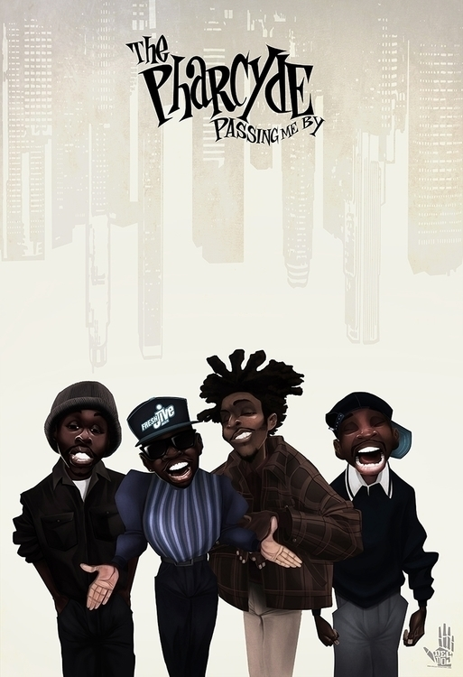 pharcyde_ passing - hiphop, music - dedos-1276 | ello