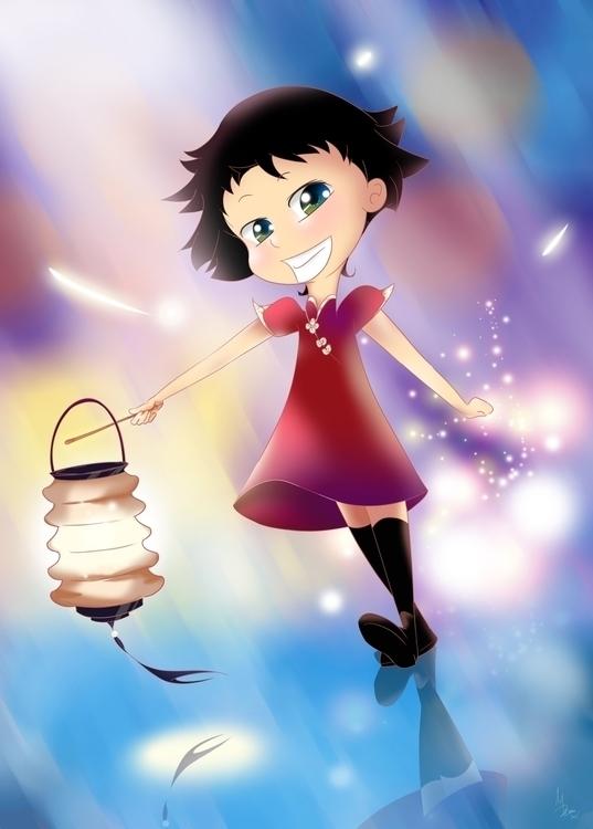 Lantern Ambassador color versio - hmremi | ello