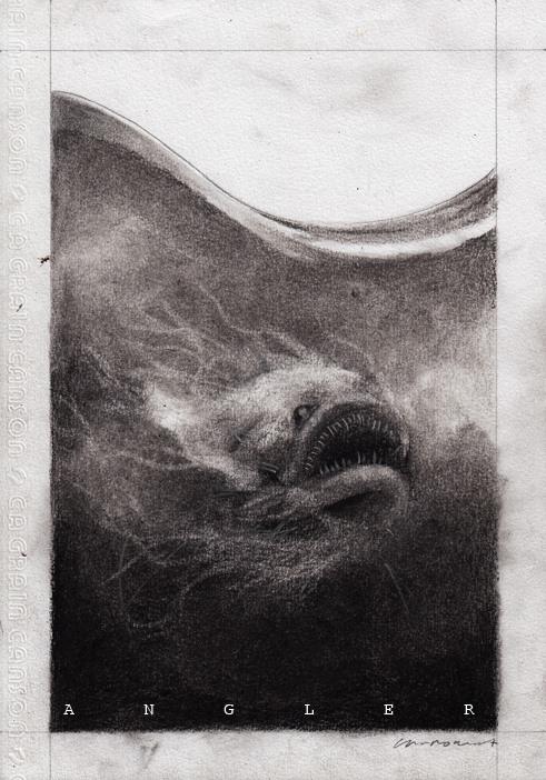 Charcoal paper 2014 - illustration - iannocent | ello