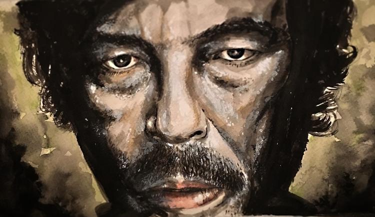 Benicio del Toro - illustration - quimmoya | ello
