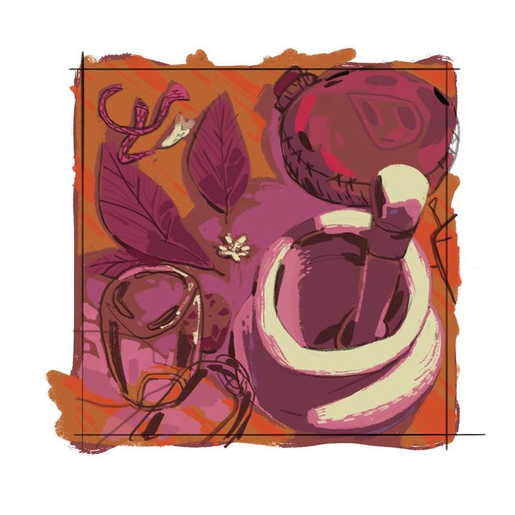 Coockin - illustration - coffeeprotocol | ello