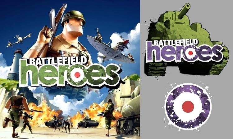 Battlefield Heroes Key Art Logo - robertsammelin-9753   ello