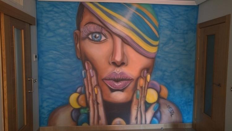 Colors - mural, muralesdecorativos - jortiz-9644 | ello