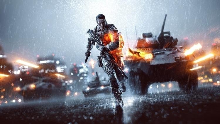 Battlefield 4 Key Art | Photosh - robertsammelin-9753 | ello