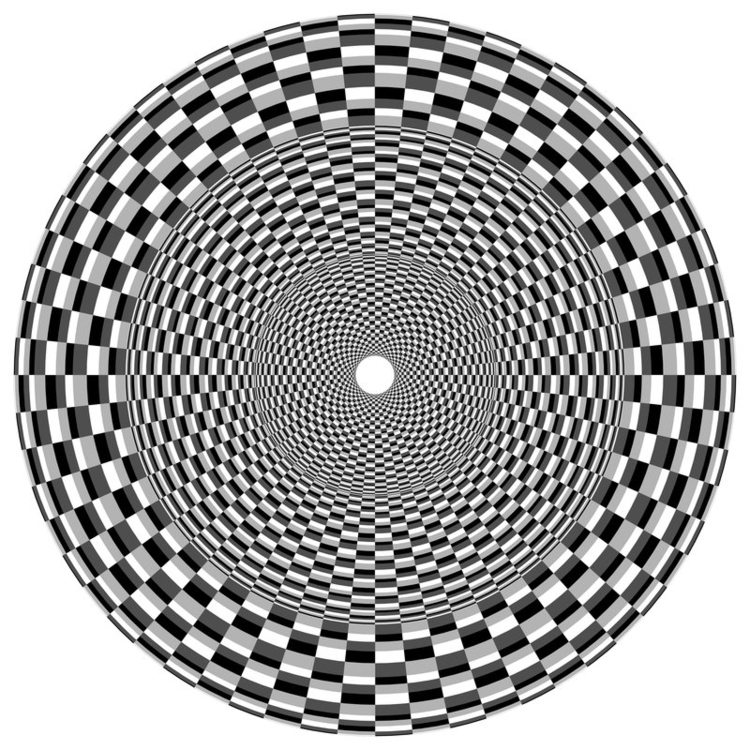 Nested Spaces - vasarely, art, opart - evilskills | ello