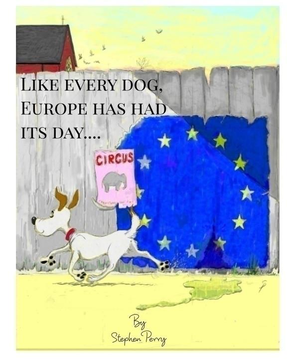 political cartoon history EU Br - yazzum | ello