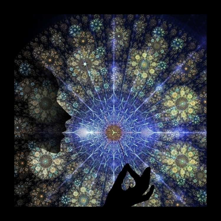 Dandelion - math, escher, fractal - evilskills | ello
