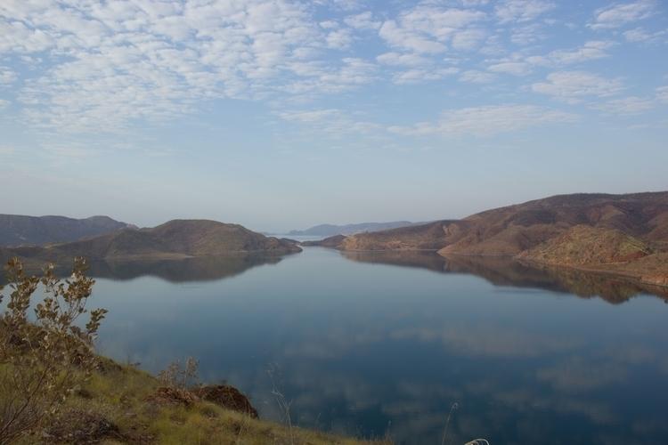Lake Argyle. View hill camping - misterpeekaboo | ello