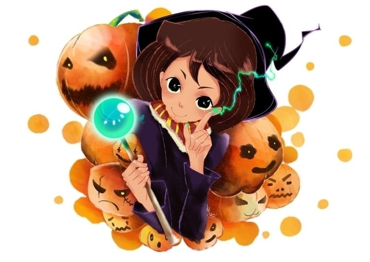 Queen - hmremi, pumpkin, queen, halloween - hmremi | ello