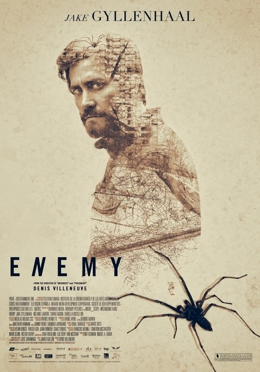 Key Art design Enemy - keyart, film - emreunayli | ello