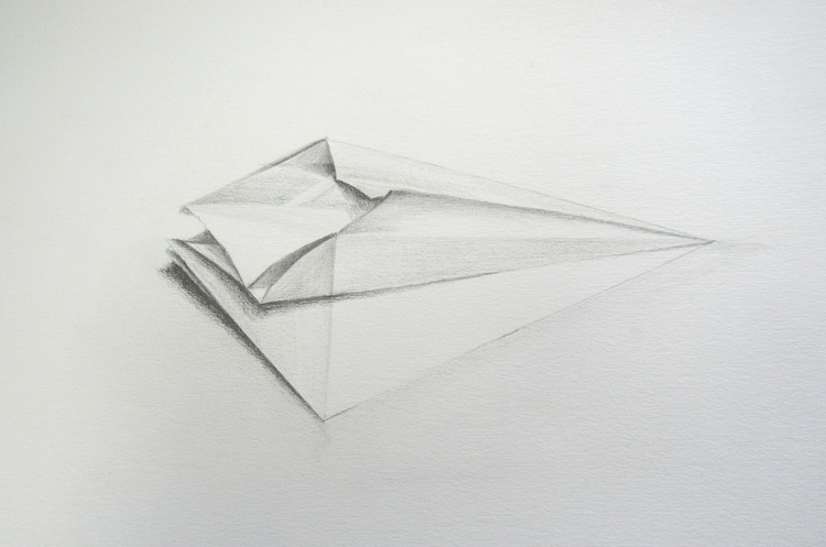 Observation Drawing - Origami - origami - vanniegama | ello