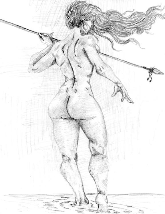 drawing, illustration, #cuerpo - jonatanleyton | ello