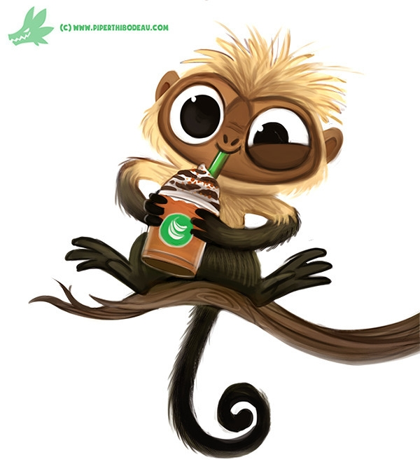 Daily Paint - 1198. - piperthibodeau | ello