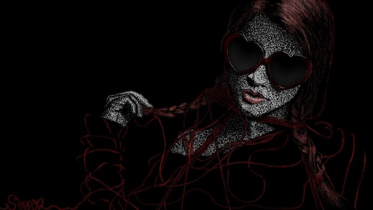 drawing, digitalart, artrage - simoz-1310 | ello
