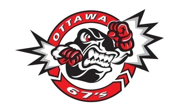 Ottawa Hockey club - logodesign - rossger | ello