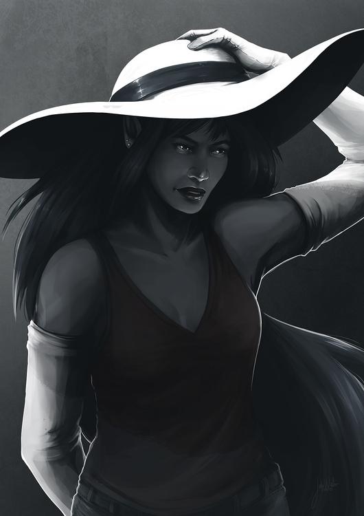 Marceline Vampire queen, Advent - yukiria | ello